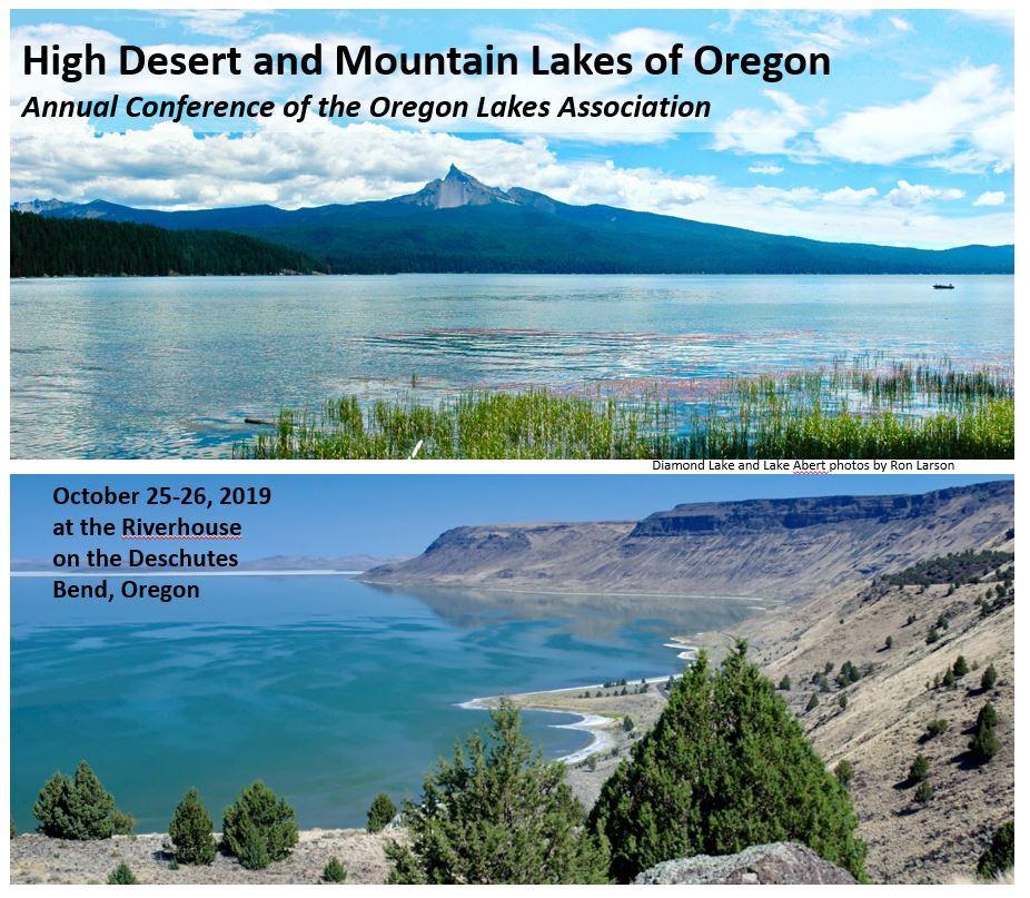 Oregon Lakes Association - 2019 Conference